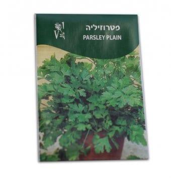 זרעי פטרוזיליה