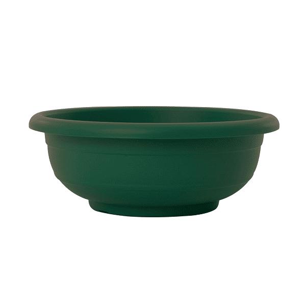 קערה כנרת ירוק כהה