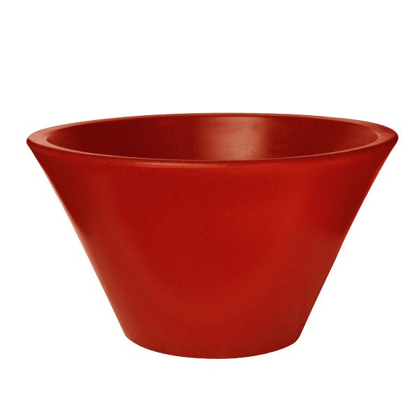 קערה דליה אדום