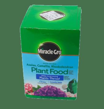 דשן לצמחים אוהבי חומציות