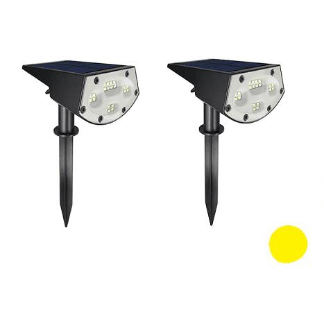 תאורת לד בשתי עוצמות ללא כבל